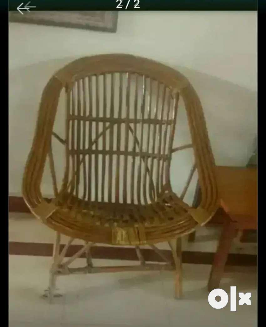Cane Chair Quantity 2