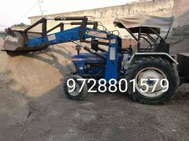 Farm tractor good condition all kit available