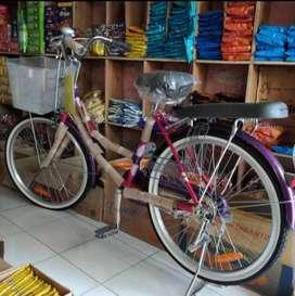 Sepeda baru harga obral