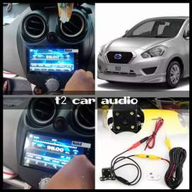 Dvd 2din for DATSUN android link led 7inc full hd+camera hd mumer