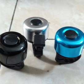 Bell Sepeda Ting Ting SILVER