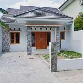 Rumah minimalis dekat balong waterpark bantul yogyakarta