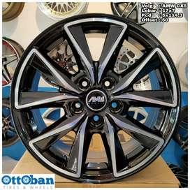 Velg AMW CX5 R17X7 h5x114.3 Xpander Civic Camry Rush Terios CX5 Xtrail