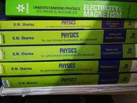 Cengage physics books (5 nos)