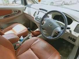 Toyota Innova 2012 Diesel 79000 Km Driven good condition vip namber