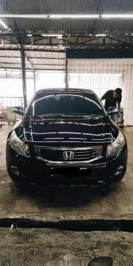 Jual Honda Accord 2008 DIJAMIN Masih Sangat Terawat dan Milik Pribadi!