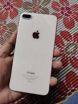 iPhone 8 plus 64 gb Gold colour
