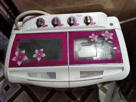 Hair Semi Automatic washing machine