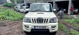 Mahindra Scorpio VLX 2WD Airbag BS-IV, 2012, Diesel