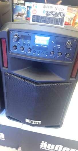Aubern Speaker cicil dengan homecredit tanpa DP