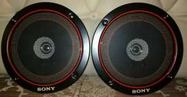 Sony XS-311S Full Range Speakers(Made in Japan)