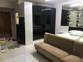 apartment Puncak Bukit Golf 2BR jadi studio furnished mewah!!murah!!