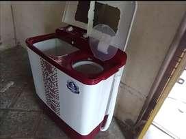 Intex semi automatic washing machine 6.2 kg