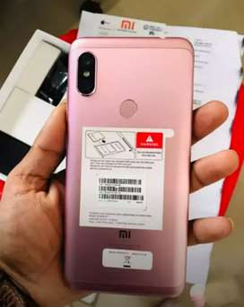 MI redmi note 6 Pro 6 GB RAM 64 GB internal memory