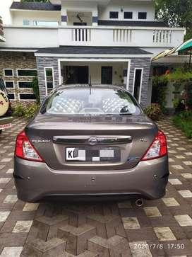 Nissan Sunny XL CVT Automatic, 2015, Petrol