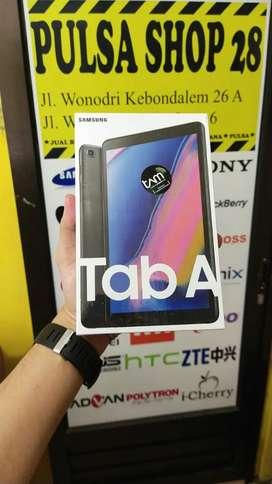 Samsung Tab A with S pen baru garansi resmi SEIN