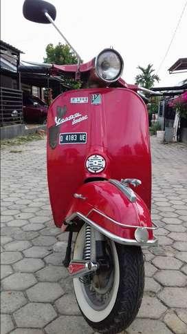 Vespa Super 1966