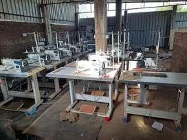 Jutsui sewing machine