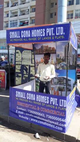 Small cona homes pvt ltd in rachi jharkhand