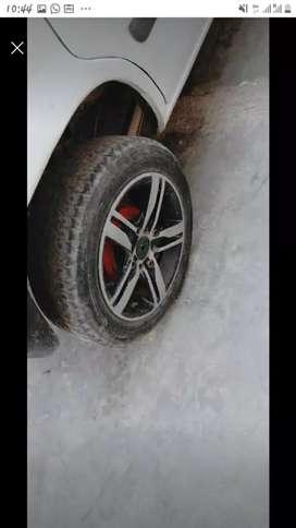 Good condition alloy wheel ac heater ok