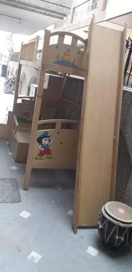 Bed bunk for children