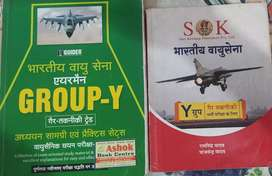 INDIAN AIR FORCE GROUP Y BOOKS,