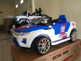 Mobil Mainan Aki Seri Police PMB M-8188 Remote Control