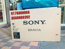 """SONY BRAVIA 49"""" X8500F 4K, Android, HDR Led TV with one year warranty"""