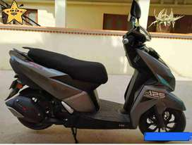 Sale my scooty new condition ,5year insurance