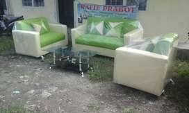 Rafie sofa/sofa MINIMALIS+Bantal