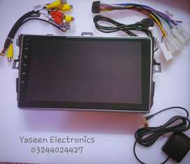 Toyota Corolla lcd Android panel IPS display (2012)