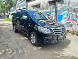 Innova E up G 2015 / 2016 mt manual diesel solar istimewah