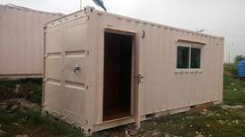 kitchen cabin/ guard cabin/ container/