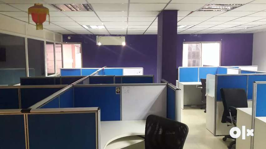 Plug N Play commercial office space for rent madhapur 0