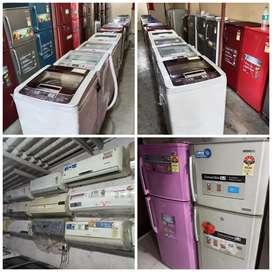 5 YEAR WARRANTY GOOD QUALITY WASHING MACHINE//fridge delivery free