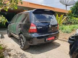 Butuh uang Cepat, jual Mobil Livina XR thn 2008, warna Hitam