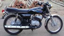 Yamaha 5 speed original company painting