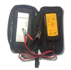 AE100 Automotive Relay Tester for 12V Cars