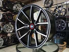 ready ditoko velg trendy bmw centerline R20X85.10 H5X120