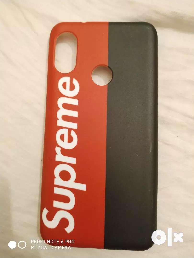 Supreme mobile cover 0