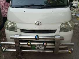 Toyota town ace  2015 model  new tyres  Best conduction