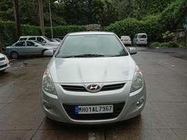 Hyundai I20 Asta 1.2 with AVN, 2009, Petrol