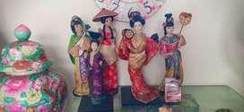 pajangan patung china