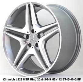 VELG MOBIL RACING KIMMICH L329 HSR R20X85/95 H5X112 ET45/40 GMF