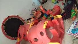 Toys for preprimary school