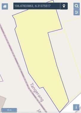 Dijual lokasi strategis buat usaha kawasan ramai