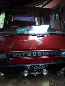 Mitsubishi minibus (surat² lengkap). nego sampai jadi