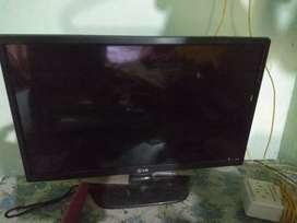 LG TV 22 inch