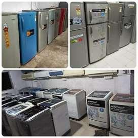 [5 YEAR WARRANTY]WOW FRIDGE/WASHING MACHINE/AC 8500/-OR 9500/-DELIVER-