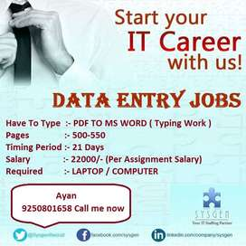 Superb Chance ….Simply Typing Work For Any Person